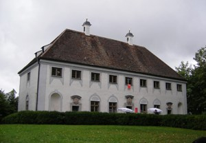 Library at Monastery Andechs