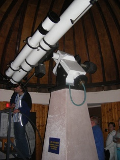 Astronomical telescope Munich