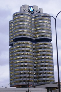 BMW Headquarter in Munich