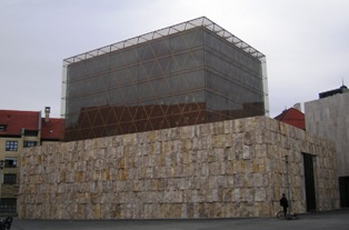 New Jewish Synagogue in Munich