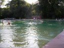 Natural swimming pool Maria Einsiedel Munich