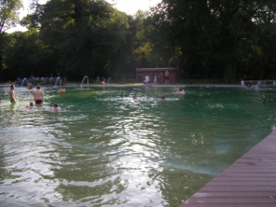Maria Einsiedel Open Air Pool