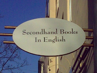 English bookstore in Munich