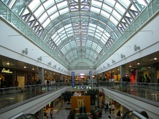 Olympia Shopping Center Munich