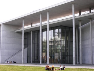 Pinakothek of Modern Art in Munich