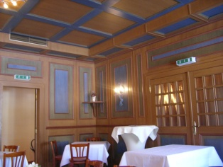 Restaurant Kugleralm, one of the rooms