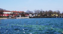 Starnberger See is a beautiful lake in the surroundings of Munich