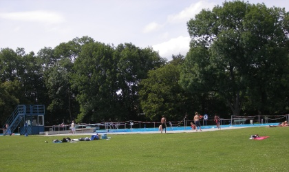 Georgenschaige Swimming Pool